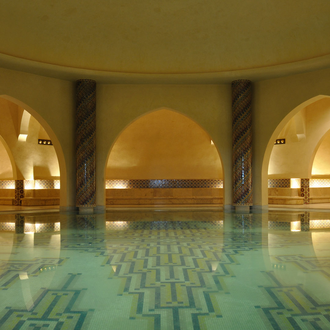 Moroccan Baths: Visiting A Hammam Spa
