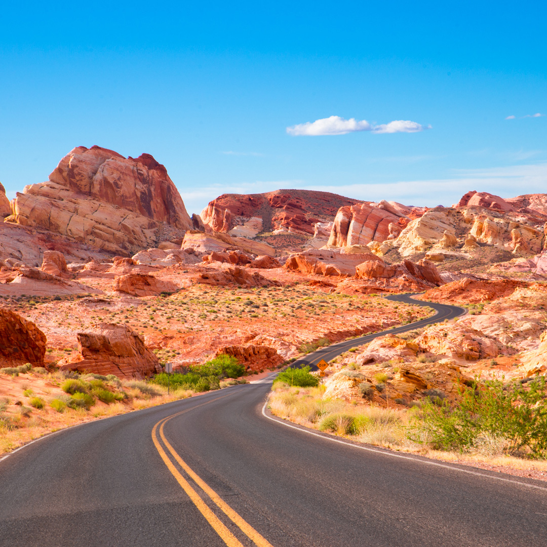 Nevada S Valley Of Fire State Park Moon Travel Guides