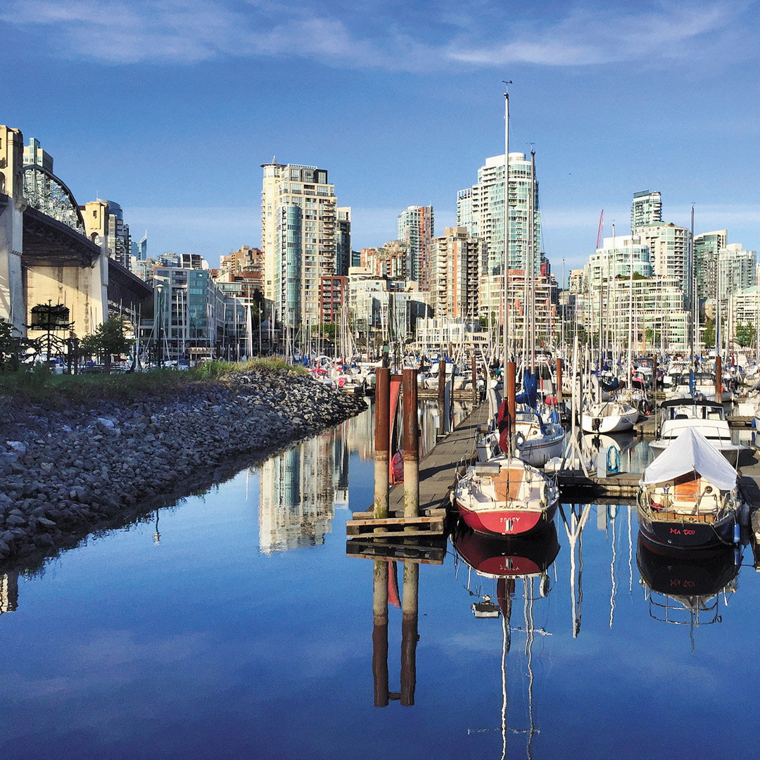 Yaletown Vancouver: Walk Vancouver's Yaletown And False Creek Neighborhoods